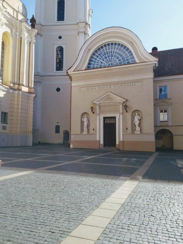 uniwersytet w Wilnie