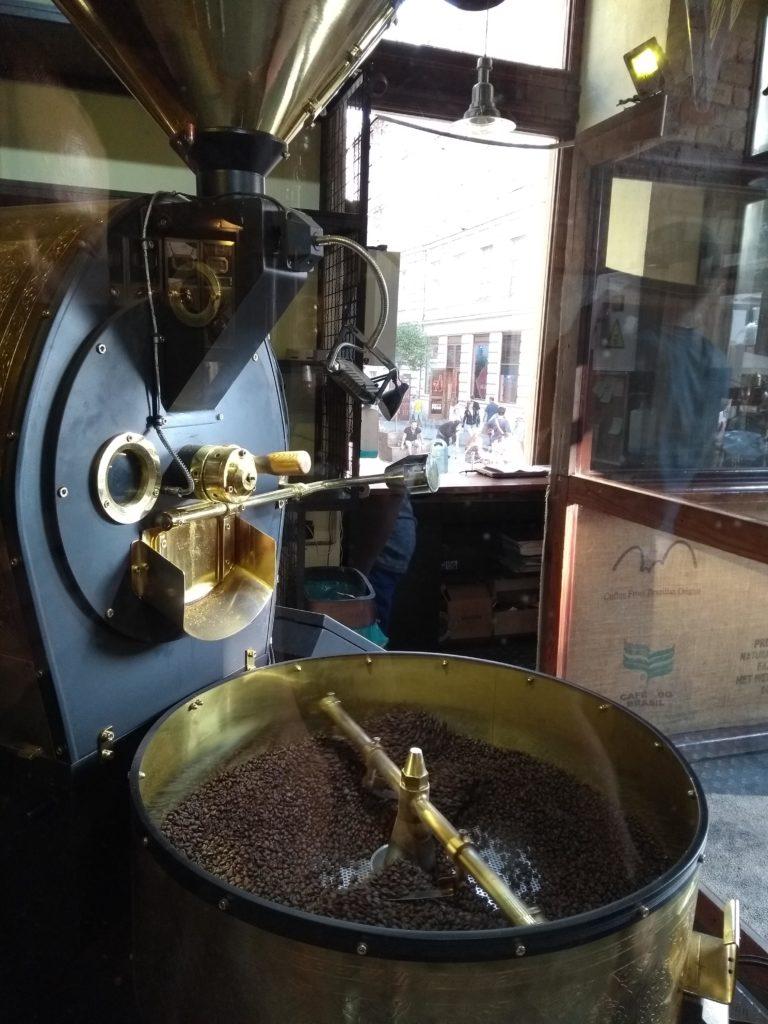 manufaktura i kopalnia kawy