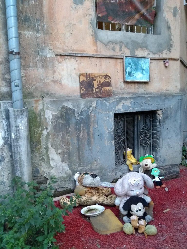 podwórko zabawek we lwowie