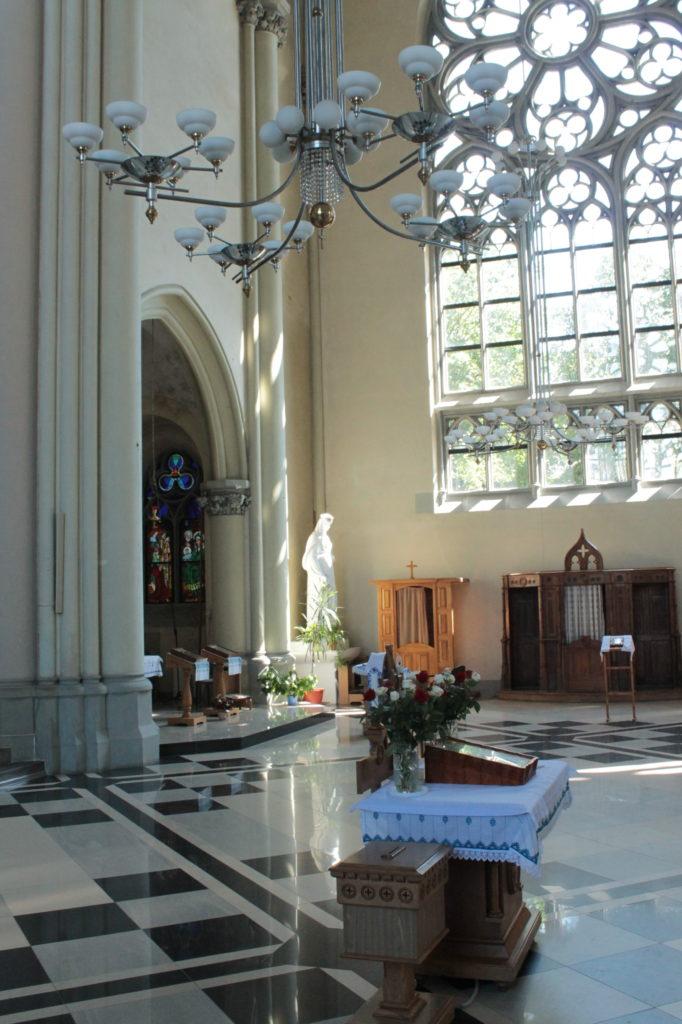 Lwów Kościół Św. Elżbiety