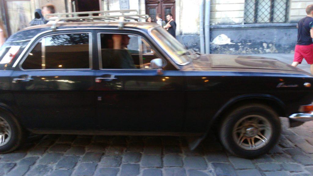Ukraina auto