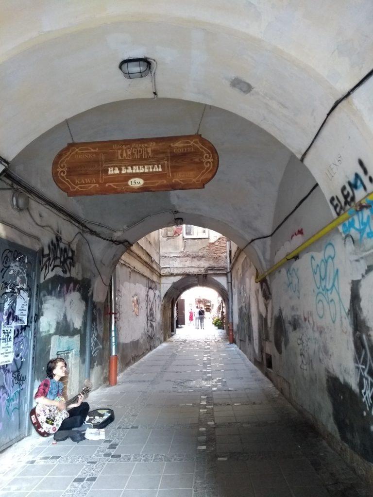 lwowska uliczka