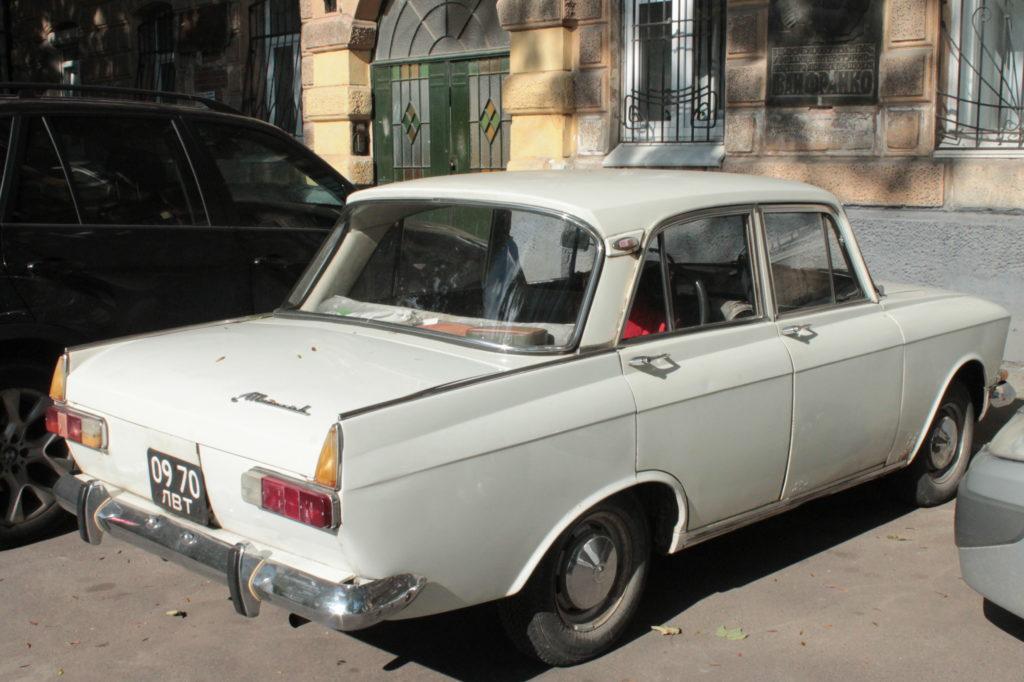 lwowskie auta