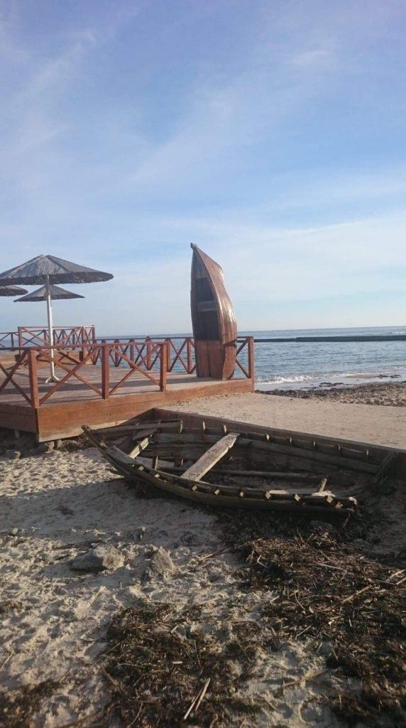 plaże w Odessie