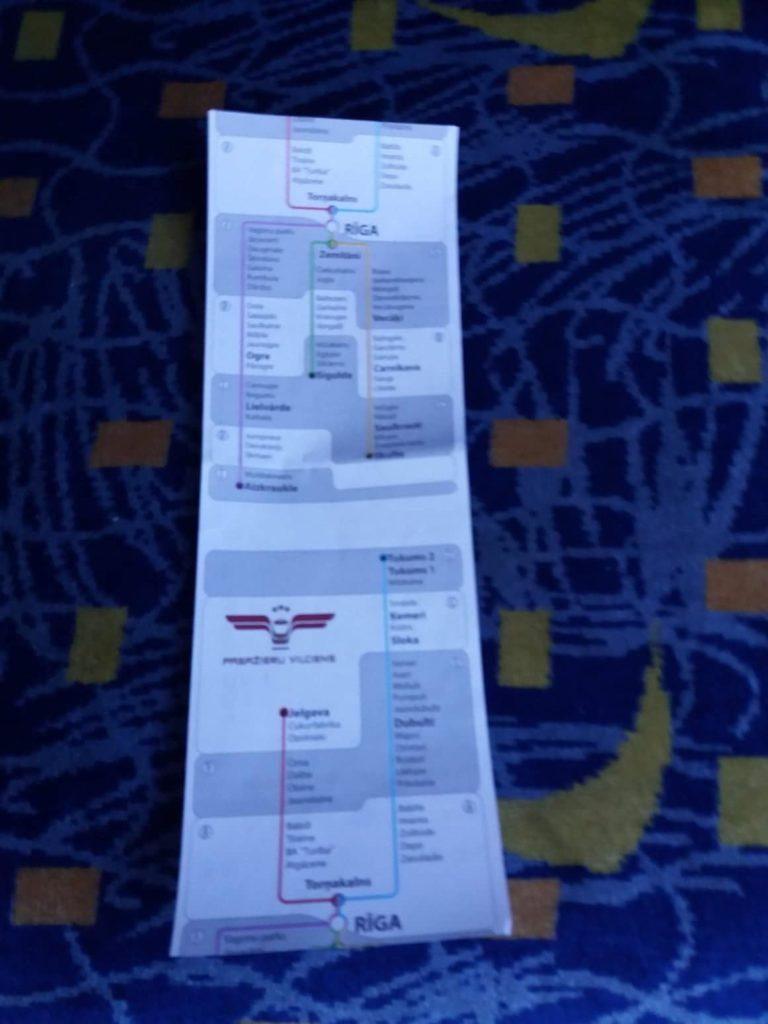 bilet Jurmała