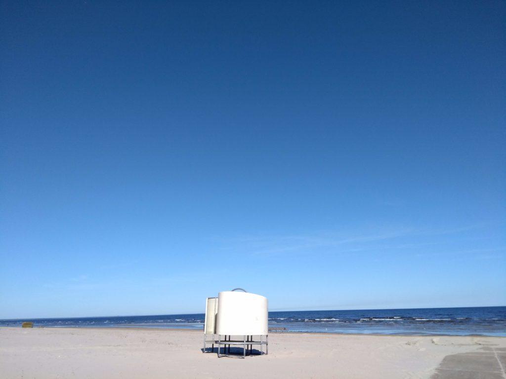 plaża Ryga