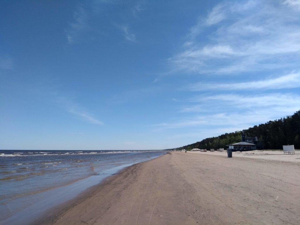 plaża Jurmała