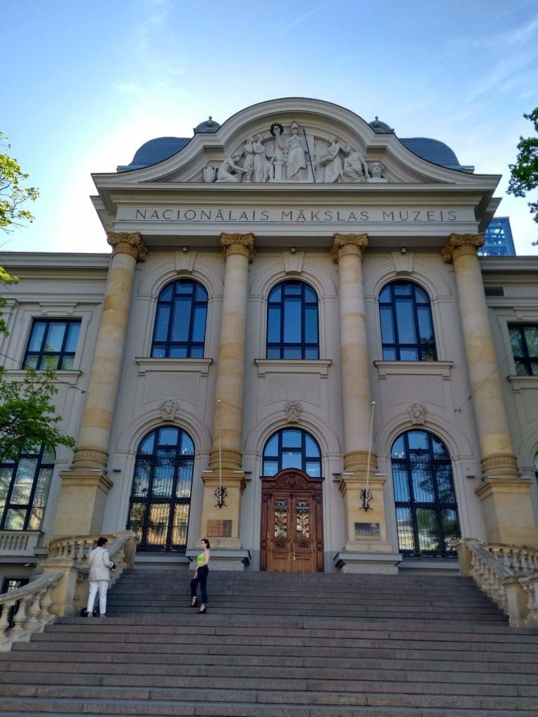 Łotewskie Narodowe Muzeum Sztuki