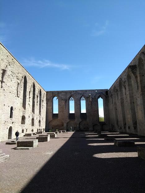 klasztor Pirita