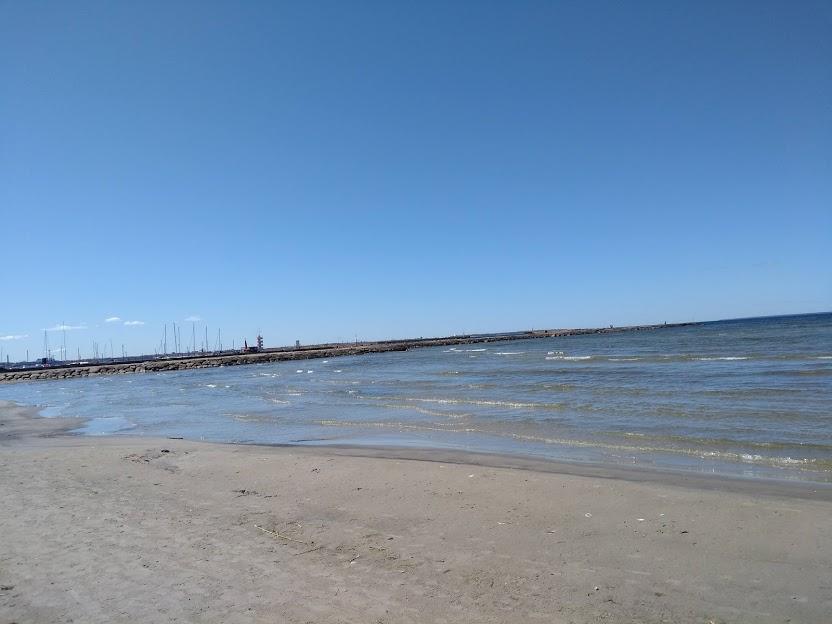 plaża pirita